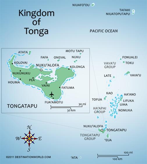 tonga - photo #3